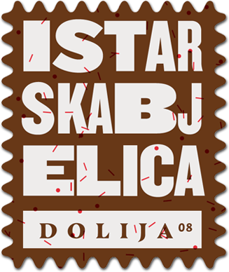ISTRIAN BJELICA, strong & spicy