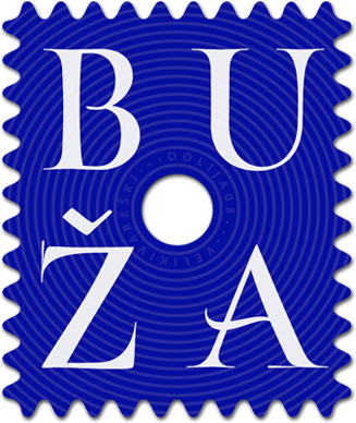 BUZA, seductive & mysterious