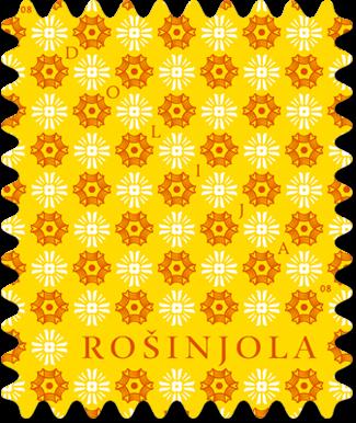 ROSINJOLA, a charming lady